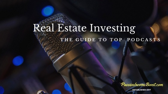The Guide to the Top Real Estate Investing Podcasts
