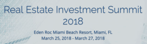 Real Estate Investment Summit