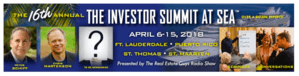 The 16th Annual Investor Summit at Sea